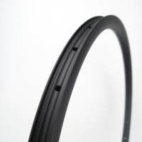 "[NXT29RM27] NEW 27mm Width Carbon Fiber 29"" Mountain Bike Clincher Rim Tubeless Compatible"