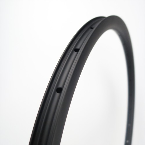 "[NXT29RM30] NEW 30mm Width Carbon Fiber 29"" Mountain Bike Clincher Rim Tubeless Compatible"