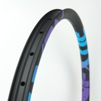 "[NXT29AM35] NEW 35mm Width Carbon Fiber 29"" Mountain Bike Clincher Rim Tubeless Compatible"
