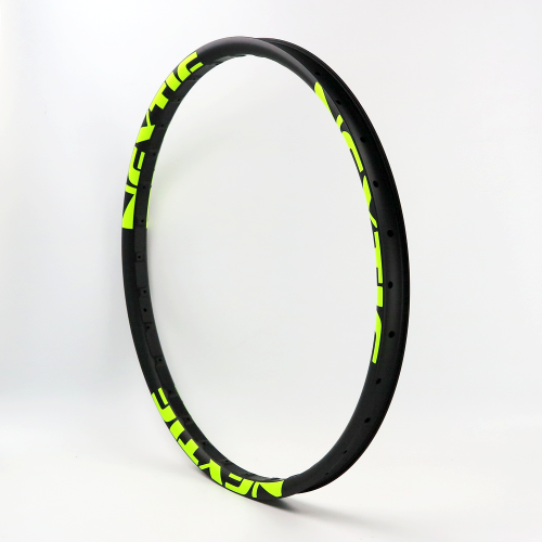[NXT29CD50] [Crocodile] [NEW DESIGNED] 50mm Width Carbon Semi-Fat MTB 29+ Rim Hookless Tubeless Compatible