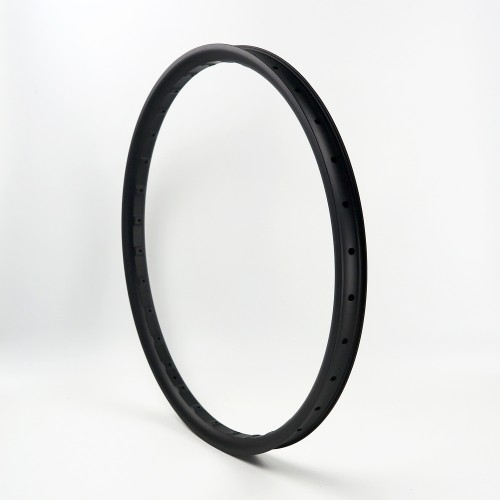[NXT27CD42] [Crocodile] [NEW DESIGNED] 42mm Width Carbon Semi-Fat MTB 27.5+ Rim Hookless Tubeless Compatible