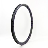 "[NXT29RM32] 32mm Width Carbon Fiber 29"" Mountain Bike Clincher Rim Tubeless Compatible"