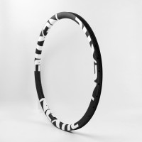 "[NXT27RM32] 32mm Width Carbon Fiber 27.5""/ 650B Mountain Bike Clincher Rim Tubeless Compatible"