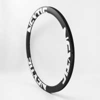 [NXT45GR] NEW Gravel Bike 45mm Depth 700C Carbon Fiber Rim Clincher [Tubeless Compatible]