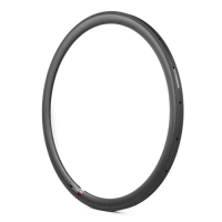 [NXT38RT23] 23mm Width Road Bike 38mm Depth 700C Carbon Rim TUBULAR