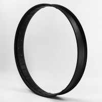 "[NXT26SW80] 80mm Width Carbon Fat Bike 26"" Rim Single Wall [Tubeless Compatible]"